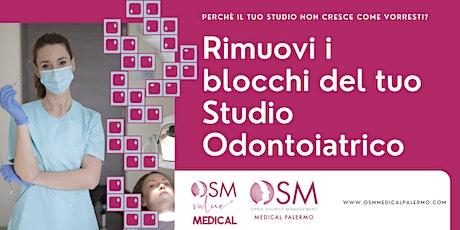 Dental Academy OSM Sicily Tour - MARSALA biglietti