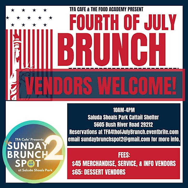 4th of July Brunch image