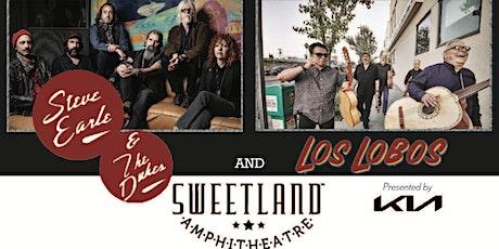 Steve Earle & The Dukes and Los Lobos tickets