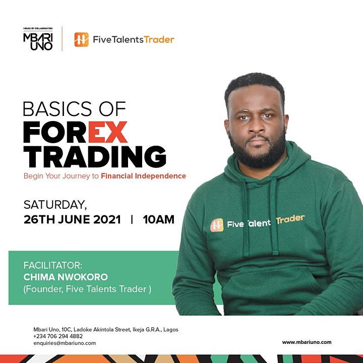 Basics Of Forex Trading: Begin Your Journey To Financial Freedom image
