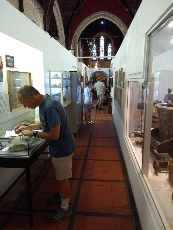 Wednesday and Saturday booking for the Museum image