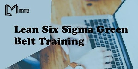 Lean Six Sigma Green Belt 3 Days Virtual Live Training in La Laguna entradas