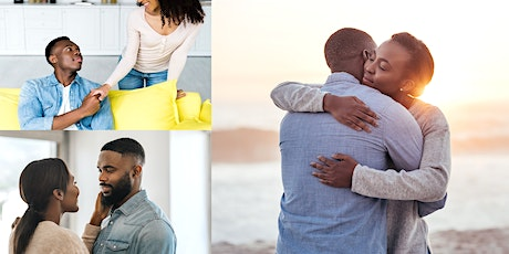 How To Support Our Black Men Through Stress tickets