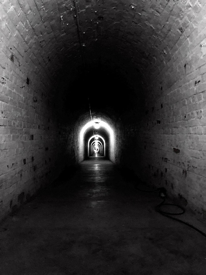 Fort Purbrook Halloween Ghost Hunt - Friday 29th October 2021 image