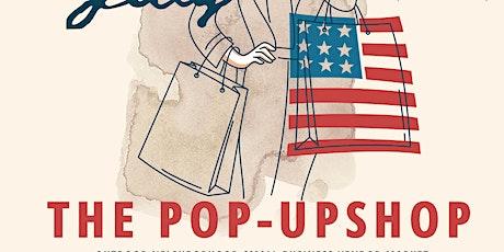 The Pop Up Shop- Neighborhood Small Business Vendor Market: Part II tickets