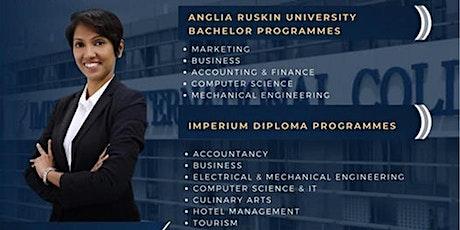 Imperium International College, Malaysia tickets