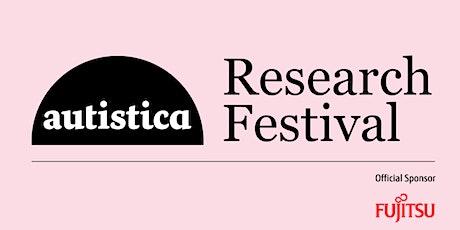 Autistica Research Festival 2021 tickets