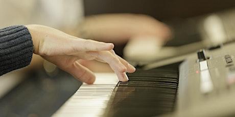 Die Keyboardklasse: Praxiseinführung für den Musikunterricht mit Tasten Tickets