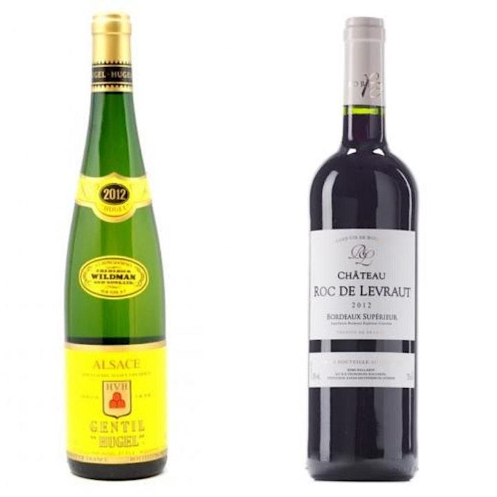 BYOB Virtual French Wine Tasting Experience image