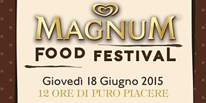 MAGNUM ® [Food Festival - Magnum Pink&Black FREE]