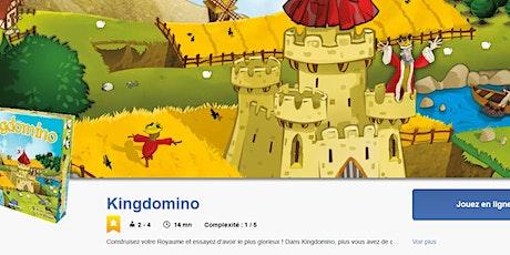 Tournoi de Kingdomino entradas