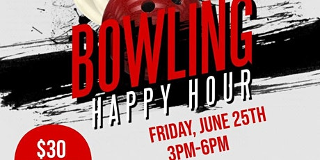 Happy Hour Bowling Party with KKSE & Goombay tickets