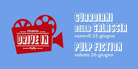 Drive In 26/06 - Pulp Fiction biglietti