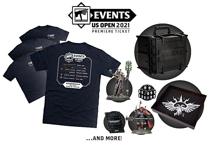 Warhammer US Open Series 2021: Warhammer 40,000 –  Orlando, FL image