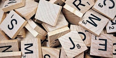 Scrabble Club tickets