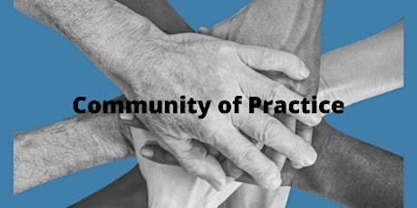 Online Community of Practice- Health & Safety Updates tickets