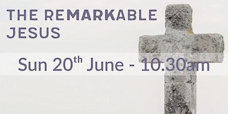20th June @ 10.30am tickets