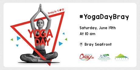 Yoga Day Bray tickets