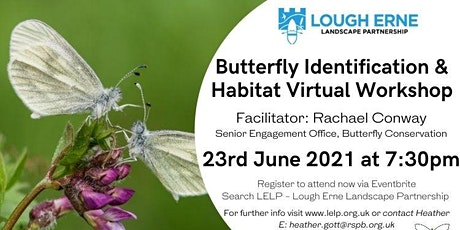 Butterfly Identification and Habitat Workshop tickets