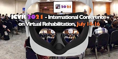 ICVR 2021 International Conference tickets