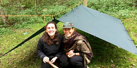 An Introduction to Bushcraft FINESHADE WOOD tickets