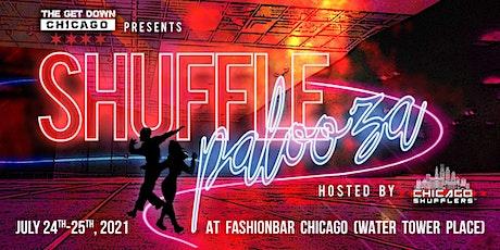 Shuffle-Palooza - A Pre Music Festival Market & Daytime Dance Party! tickets