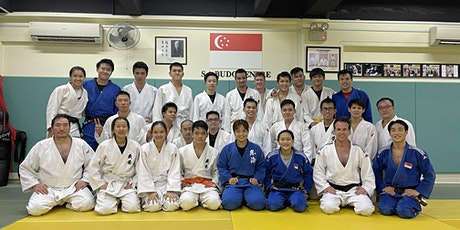 Weekday Adult Classes (Tampines Dojo) tickets
