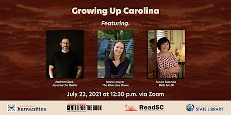 Growing Up Carolina: Perspectives and Reflections on Coming of Age tickets