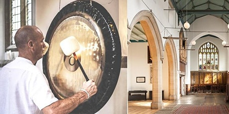 Gong Meditation London - Stunning Church Venue tickets