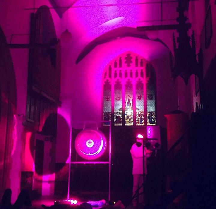 Gong Meditation London - Stunning Church Venue image