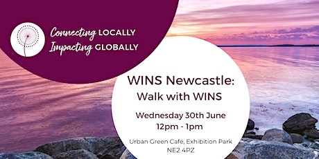 WINS Newcastle: Walk with WINS tickets