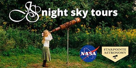 Night Sky Tour: the Sun tickets