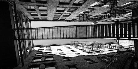 Atelier de photo d'architecture en  noir & blanc billets