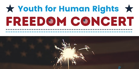Youth for Human Rights, D.C Freedom Concert tickets