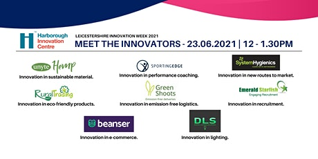 Meet The Innovators tickets
