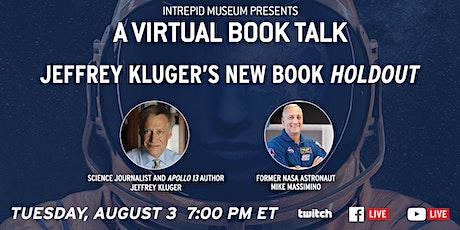 Intrepid Museum Presents A Virtual Book Talk tickets