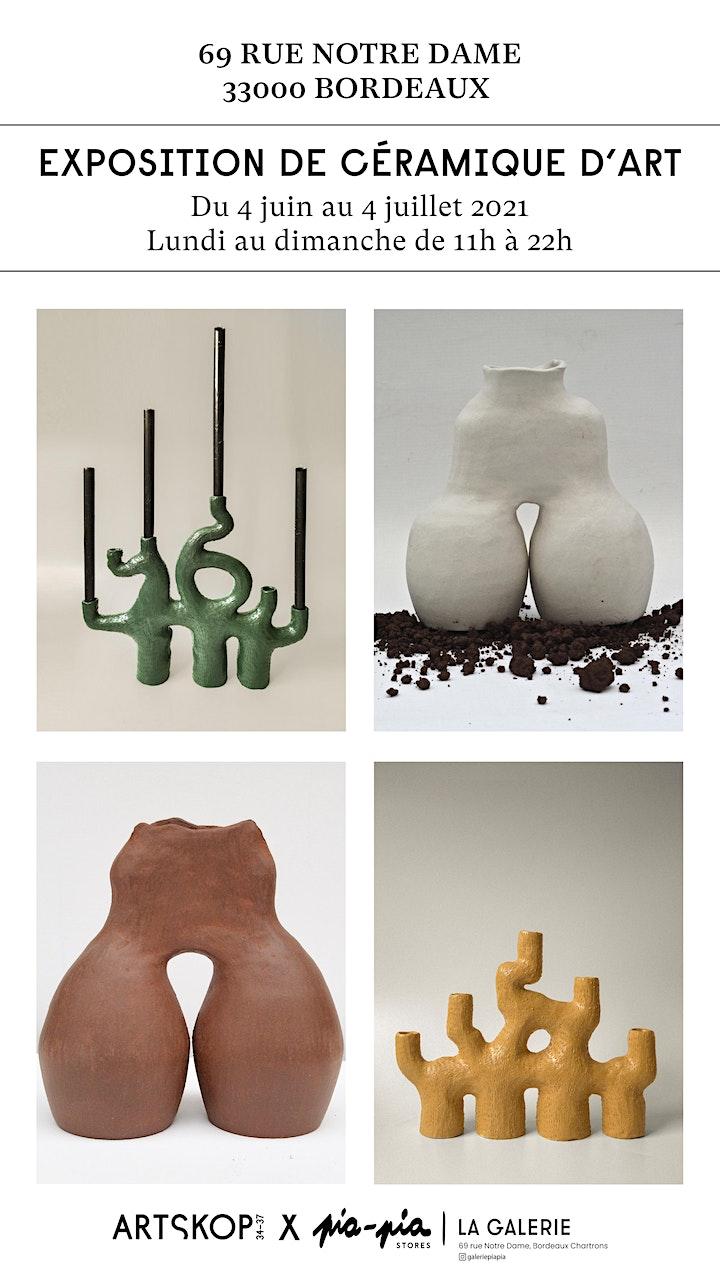 Image pour Exposition | Céramique contemporaine