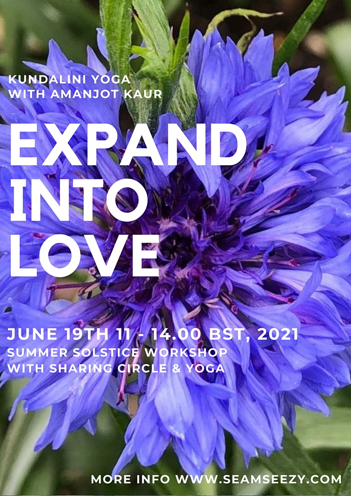 Expand Into Love image