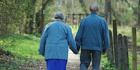 NHS Community MH Transformation, emerging older adult service models. tickets