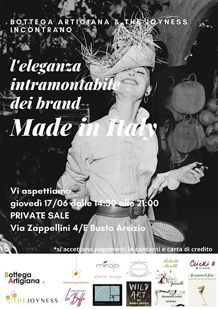 Immagine L'eleganza intramontabile dei brand Made in Italy