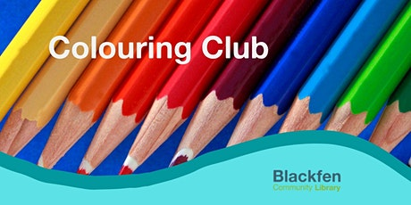Colouring Club for Adults tickets