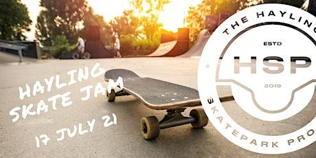 Hayling Skate Jam 2021 tickets