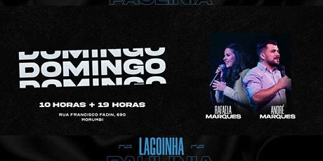 CULTO DOMINGO - 13/06 - 10h - Batismo tickets