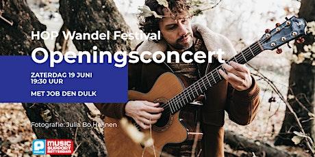 HOP Wandel Festival Openingsconcert tickets