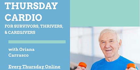 Cardio for Survivors, Thrivers, and Caregivers tickets