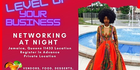 Networking At Night Outdoors tickets