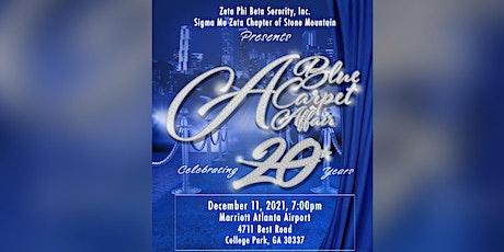'A Blue Carpet Affair' SMZ 20th Chapter Year Celebration tickets