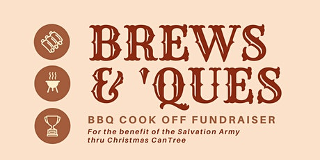 CanTree Brews & 'Ques BBQ Cook-Off tickets