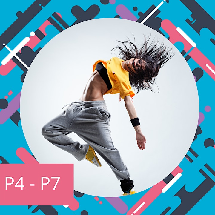 Dance for P4 to P7 image