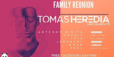 Pandamonium: Family Reunion w/ Tomas Heredia (FREE | OUTDOOR | DAYTIME) tickets